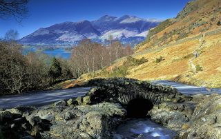 Winter at Ashness Bridge