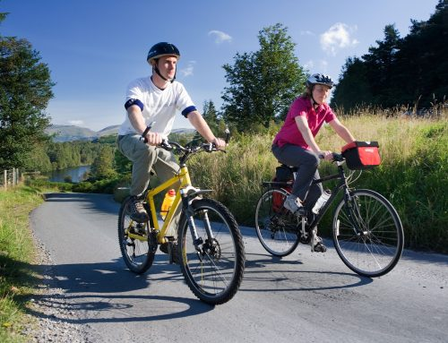 The Lakes and Dales Loop – Cycling route