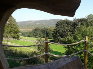 View to the fells