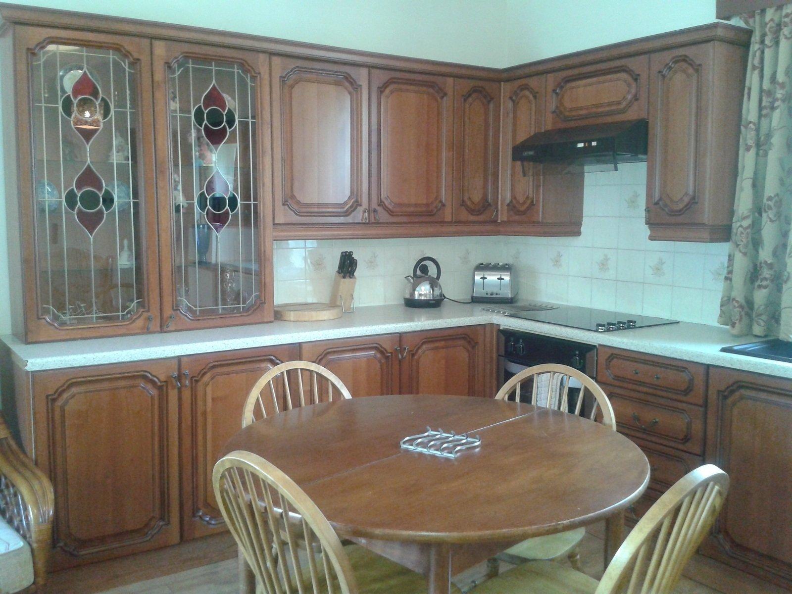 Woodland Cottage Kitchen area
