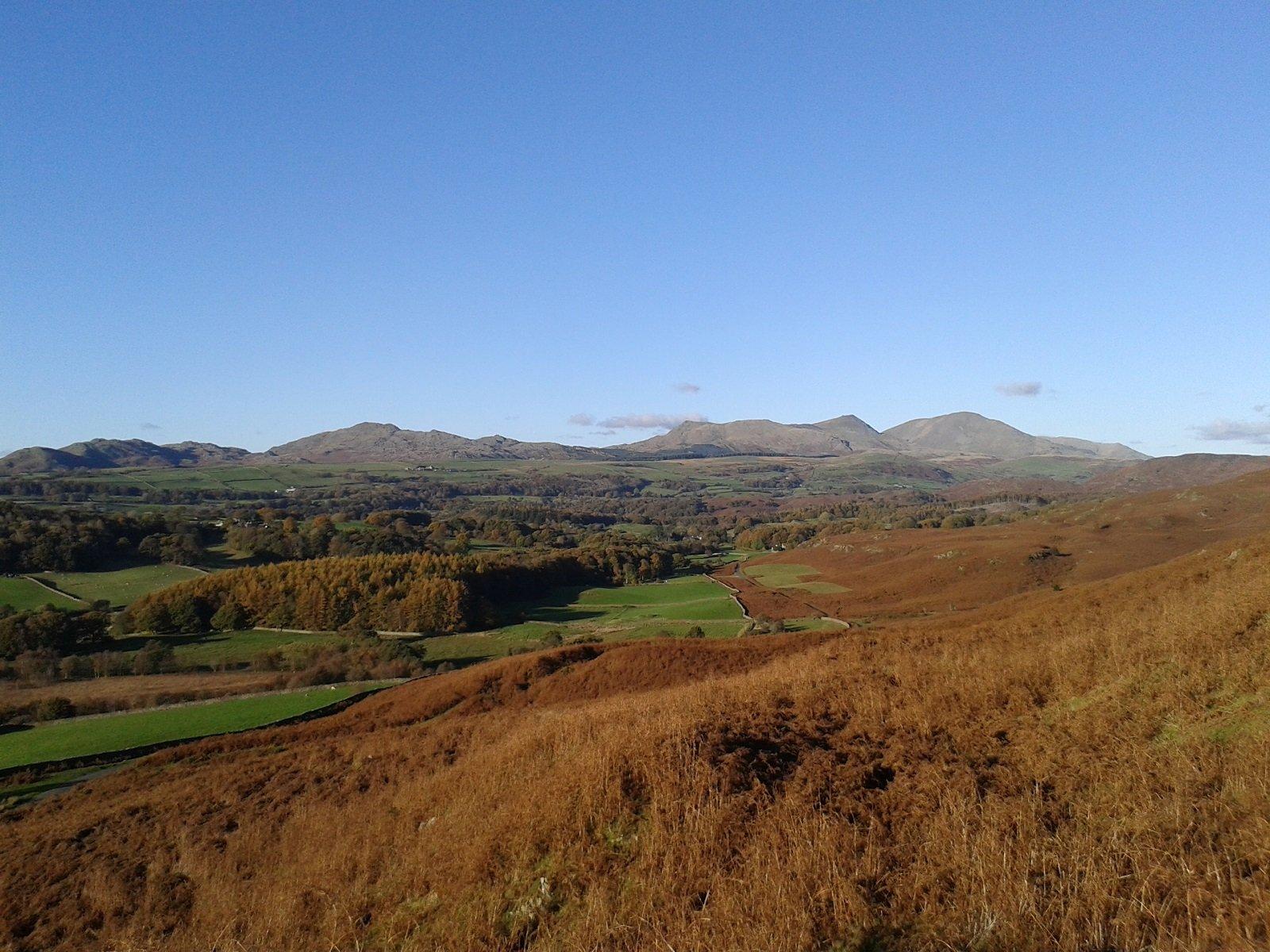 Lake District-Autumn