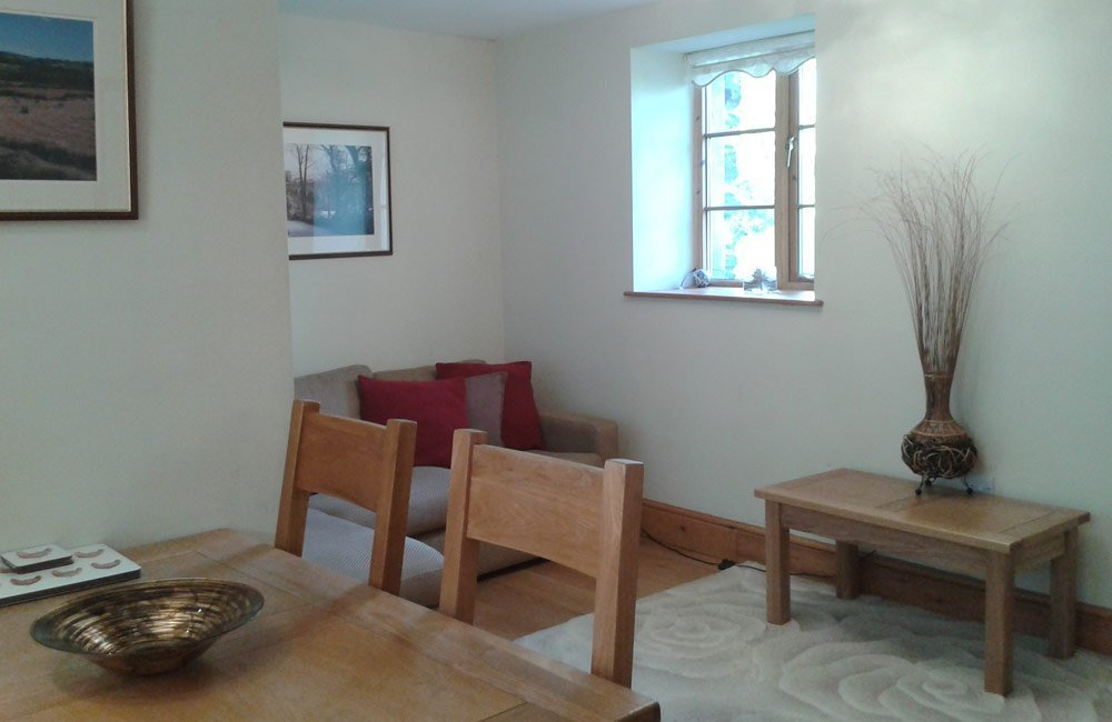 Blacksmiths Cottage lounge