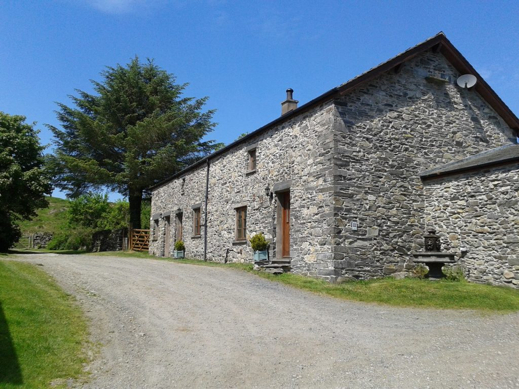 Blacksmiths Cottage Thornthwaite farm