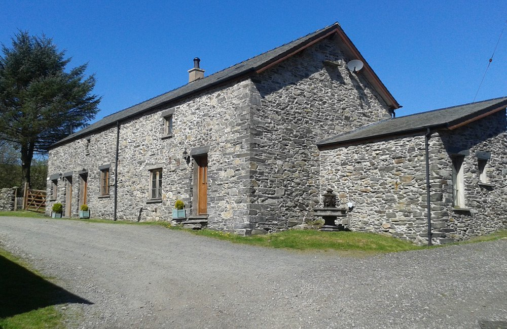 self-catering holiday cumbria
