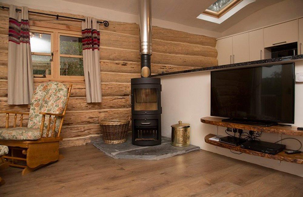 Log Cabin Accommodation Cumbria