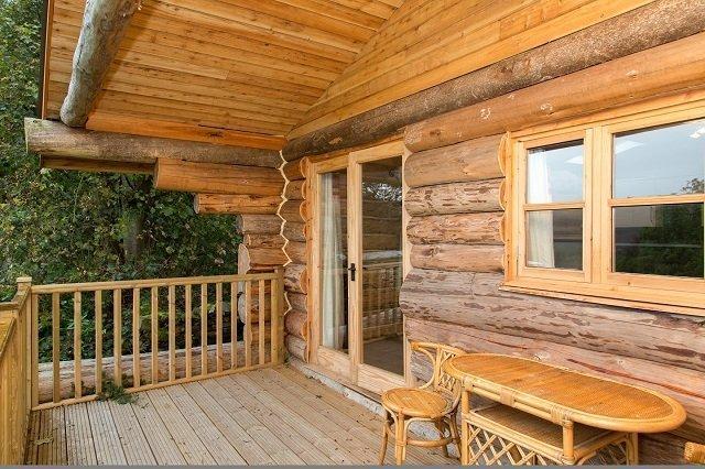 Log Cabin holiday let cumbria