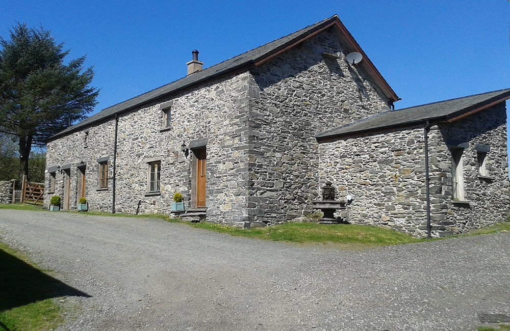 holiday cottage lake district